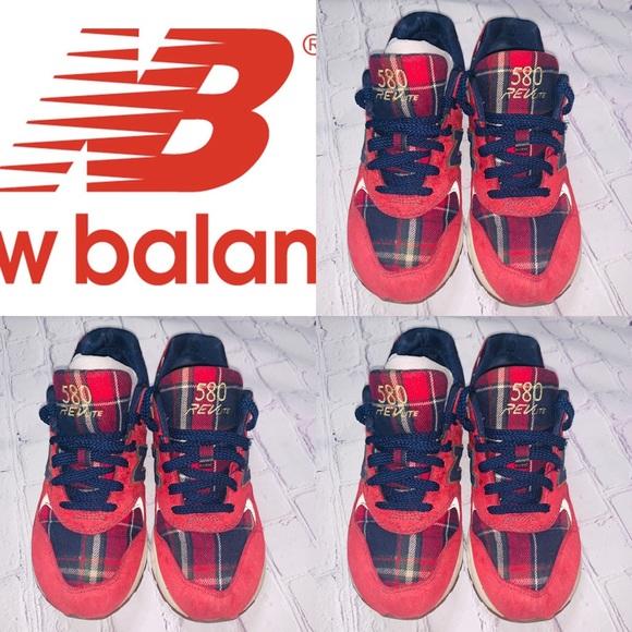 new balance tartan